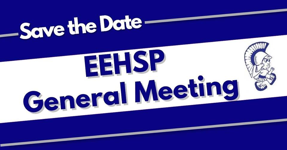 EEHSP General Meeting - Erdenheim Gym